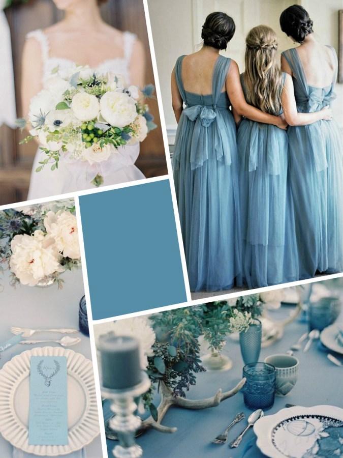 blu niagara wedding color 2017 Panton