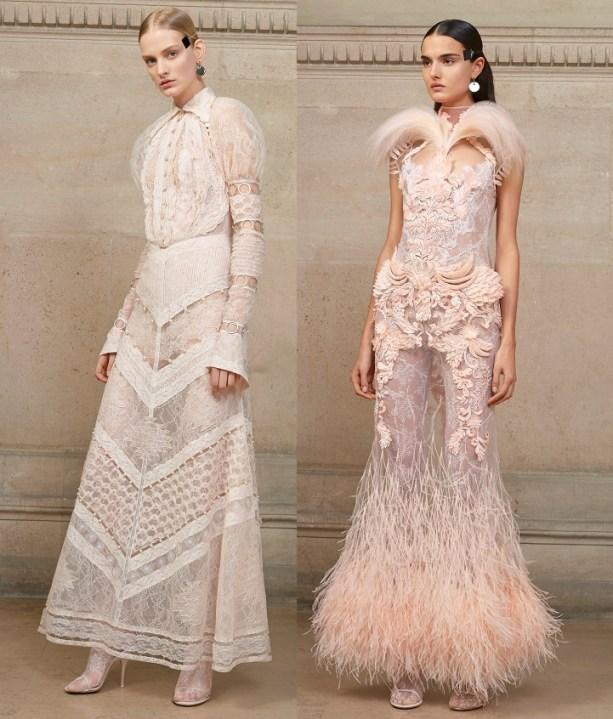 givenchy couture 2017 свадебные платья
