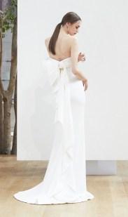 свадебное платье Oscar de la Renta Spring 2018