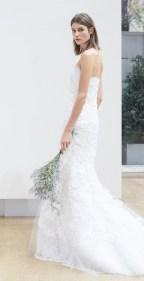 кружевное платье Oscar de la Renta Spring 2018 Wedding Dress Collection