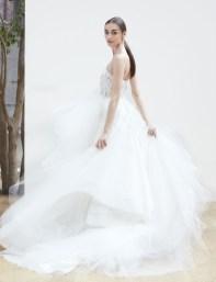 свадебное платье пышное Oscar de la Renta Spring 2018 Wedding Dress