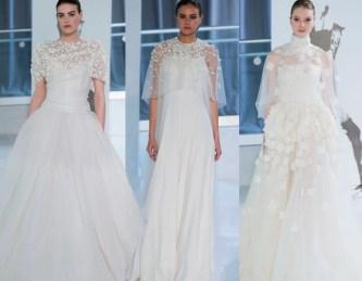 свадебные платья с накидкой Peter Langner 2018
