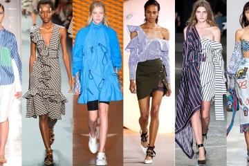 главные модные тренды весны и лета 2017