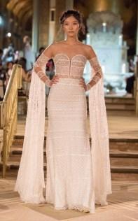 свадебное платье 2018 тенденции Idan Cohen fall 2018