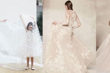 самые красивые свадебные платья 2018 года