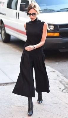 Victoria Beckham culottes