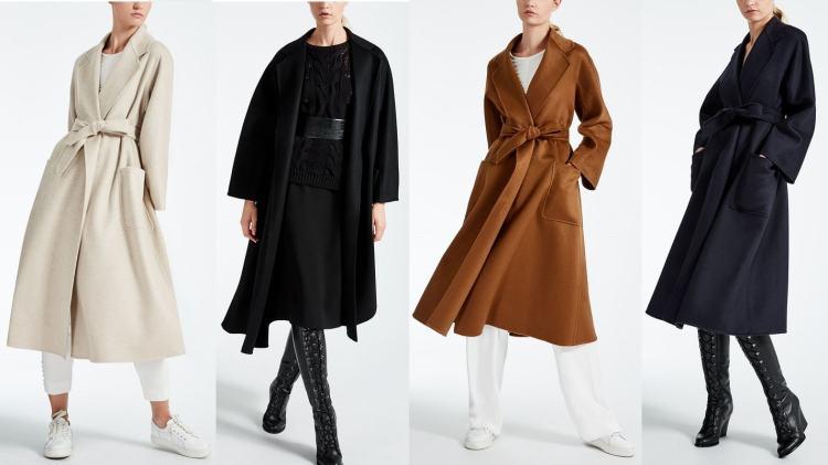 пальто Макс Мара осень 2017