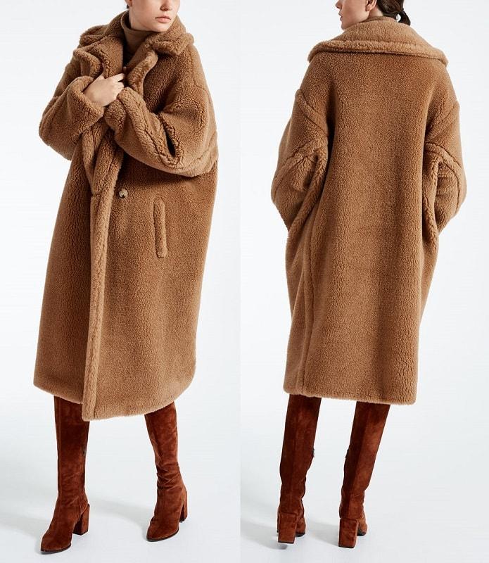 Коллекция пальто Max Mara осень–зима 2017 18. Фото и цены - 81e7cedc3379a