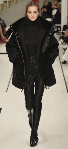 модный женский пуховик оверсайз зима 2018 Тодс