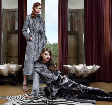 тальянские шуба в Миланесамые модные ии