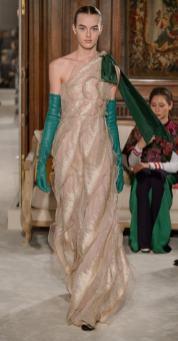 свадебное платье Valentino HAUTE COUTURE SS 2018