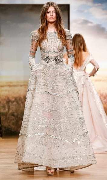 самое красивое свадебное платье 2018 Ziad Nakad Couture SS18