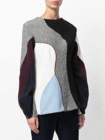 модный пуловер Виктория Бекхам