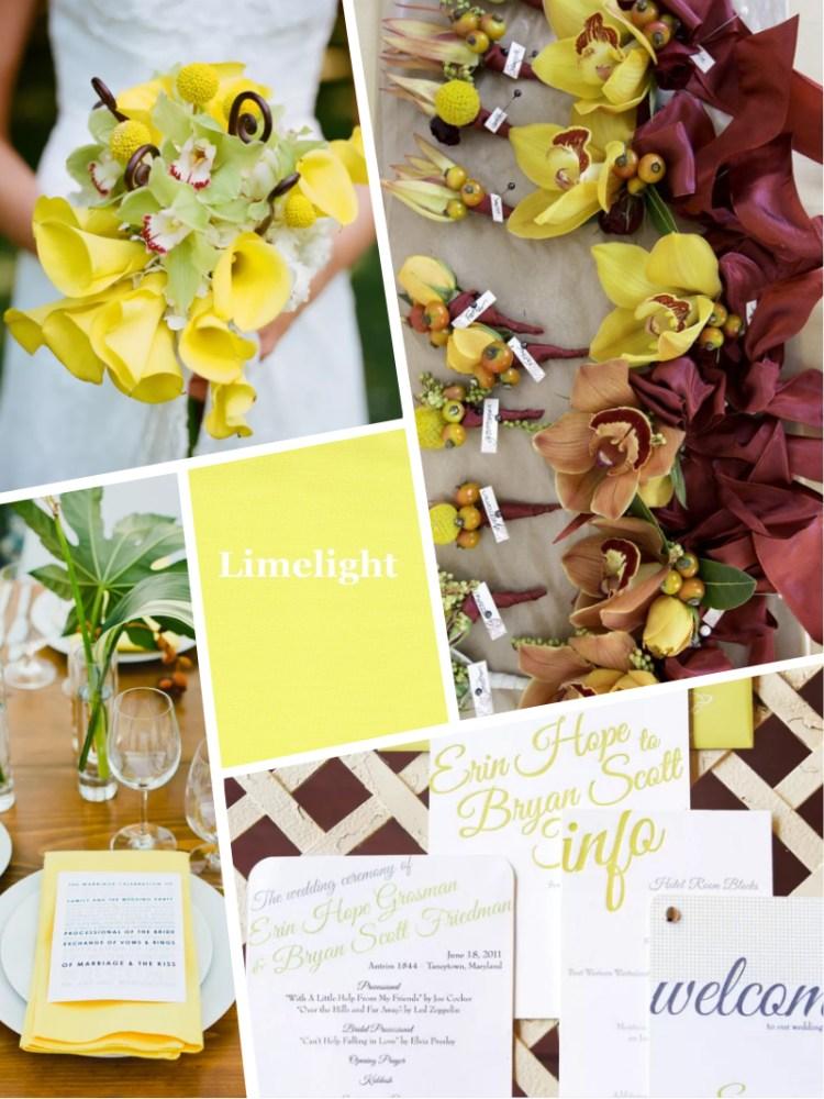 Pantone цвет свадьбы осень зима 2018 - 2019 модный цвет