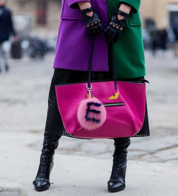 Street Style ultra violet сcolor trend 18 18