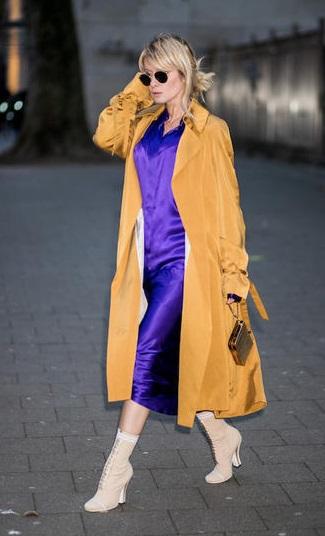 Street Style ultra violet