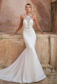 Justin Alexander 2019 Самые модные свадебные платья 2019 с американской проймой