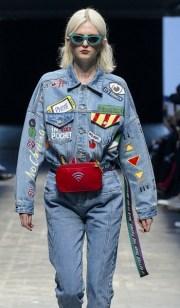annakiki тренд напоясная сумка мода весна лето 2018