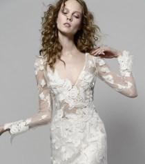 elizabeth-fillmore самые красивые модные свадебные платья 2019