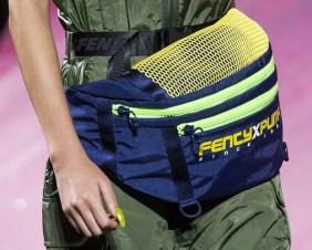 fenty puma тренд напоясная сумка мода весна лето 2018