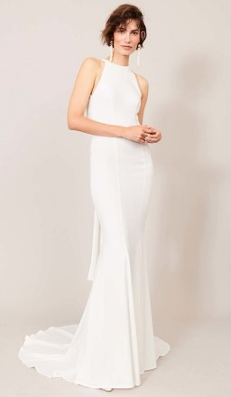 Kaviar Gauche Самые модные свадебные платья 2019 с американской проймой