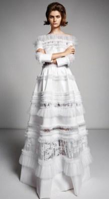viktor rolf fall 2019 bridal
