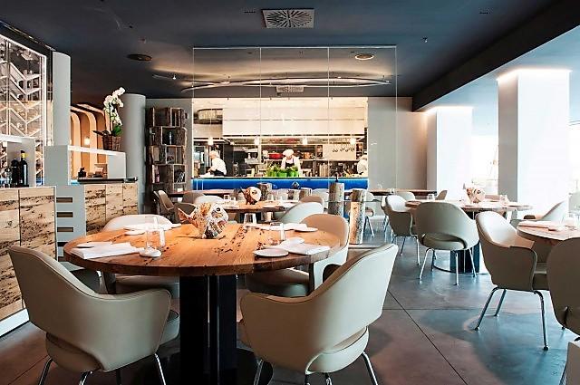 лучший рыбный ресторан в Милане звезда Мишлен