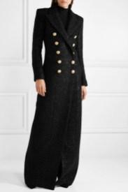 модное длинное пальто Балмен осень 2018