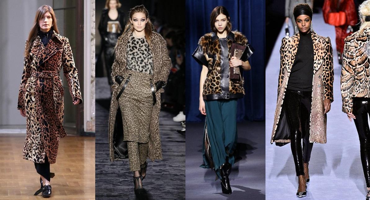 Тренд 2018 - леопардовый принт