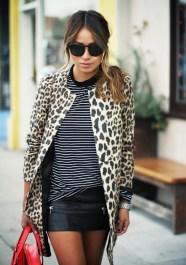 с чем носить леопардовый принт тренд 2018