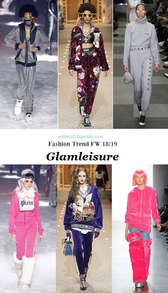 модная тенденция осень зима 2018