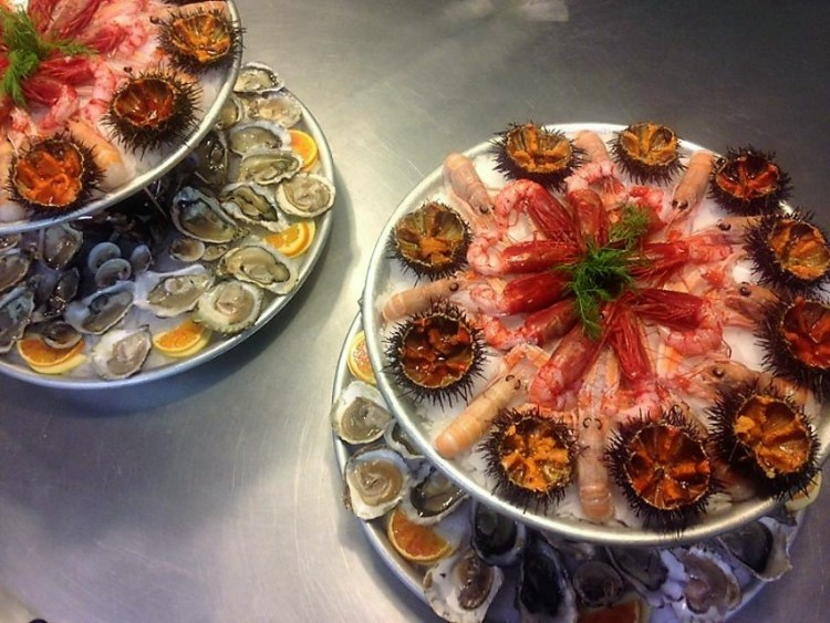 где в Милане поесть свежей рыбы и вкусные морепродукты