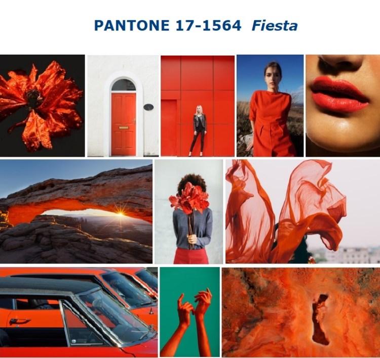 color trend SS 2019 PANTONE 17-1564 Festa SS 2019