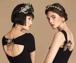 необычные способы модно носить брошь на спине