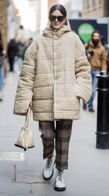puffer streetstyle fashion trend winter 2018 2019