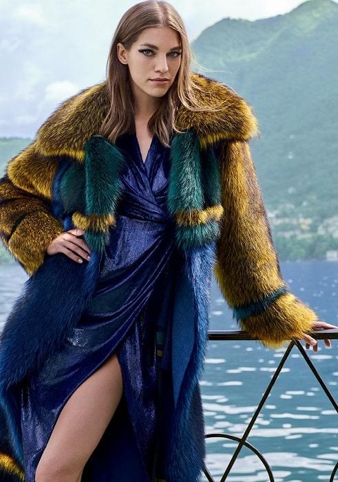 модные шубы в Италии зима 2018 2019 - модные тенденции зима 2019 модные тенденции