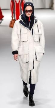 sportmax модные шубы зима 2019 тенденция стритстайл