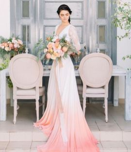 Цвет свадьбы 2019 - Цвет года Пантон Живой Коралл