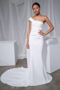 Модные тенденции свадебные платья 2020