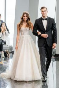 самые модные красивые свадебные платья 2020