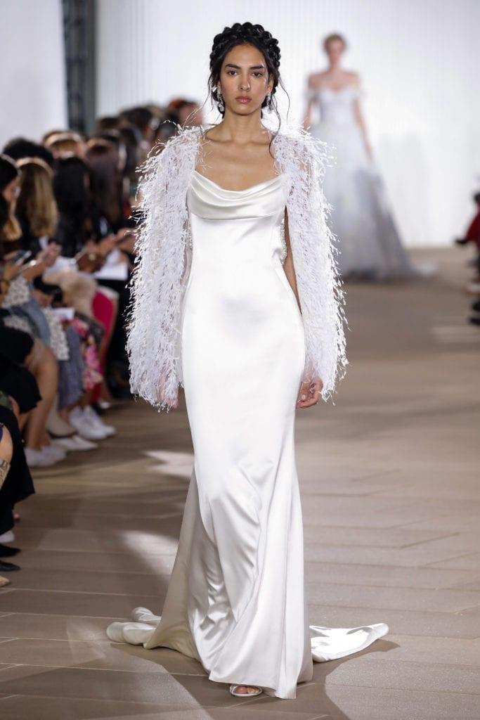 Ines di Santo, Bridal Fall 2020,