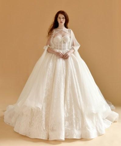 самые модные красивые свадебные платья THE ATELIER
