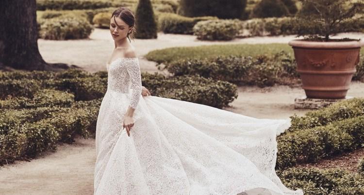 wedding dress fashion trend 2020