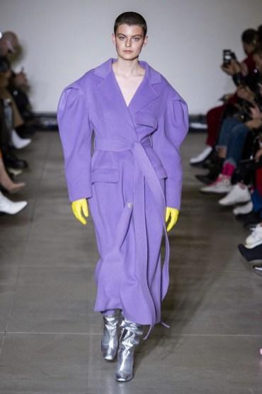 модное пальто оверсайз осень зима 2019 2020