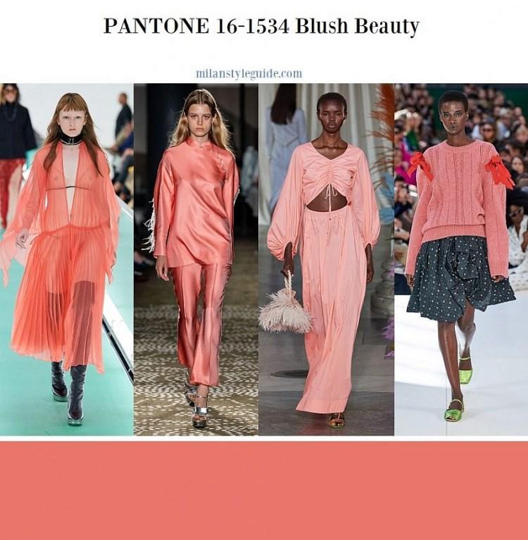 модные цвета весна лето 2020 16-1534 Blush Beauty