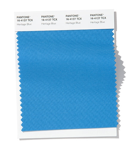 PANTONE 16-4127 Heritage Blue