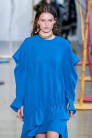 модные цвета весна лето 2020 Пантон color of the year 2020 classic blue fashion