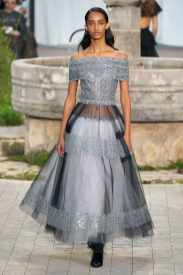 Wedding dress Chanel Couture SS 2020