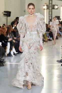 wedding dress Elie Saab SS 2020