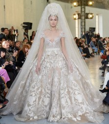 wedding dress Elie Saab SS 2020